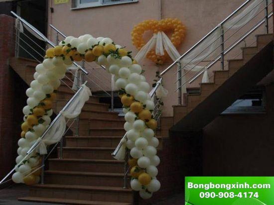 Cổng chào tiệc cưới 049