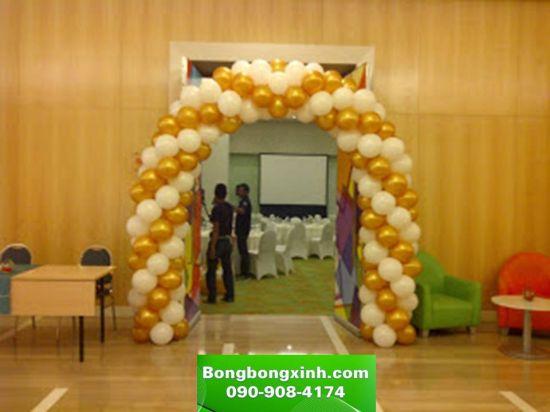 Cổng chào tiệc cưới 052