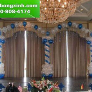 sân khấu tiệc cưới 031