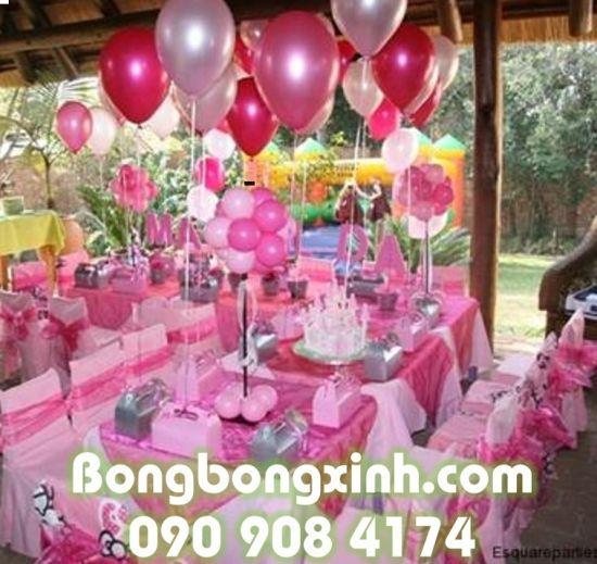 Bóng bàn tiệc 043