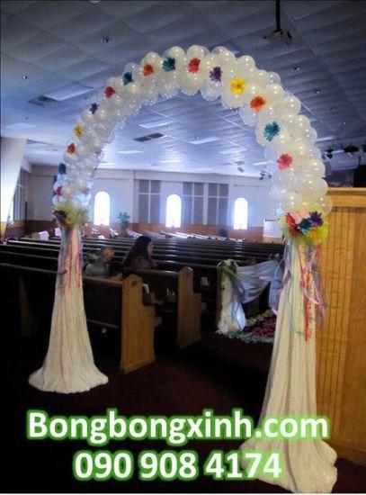 Cổng chào tiệc cưới 060