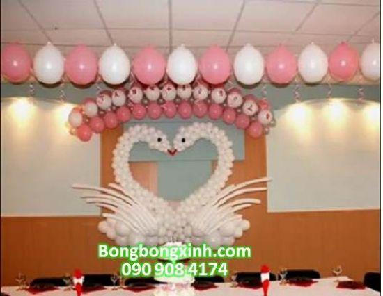 sân khấu tiệc cưới 033