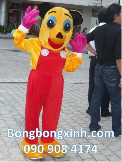 Mascot 013