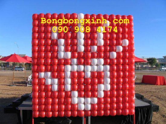 Tường Bong Bóng 005
