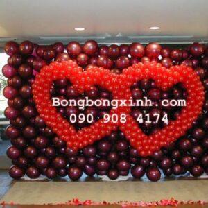 Tường Bong Bóng 006