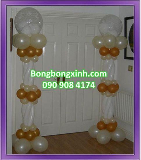 Trụ bong bóng 045