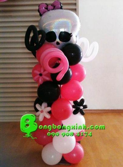 Trụ bong bóng 061