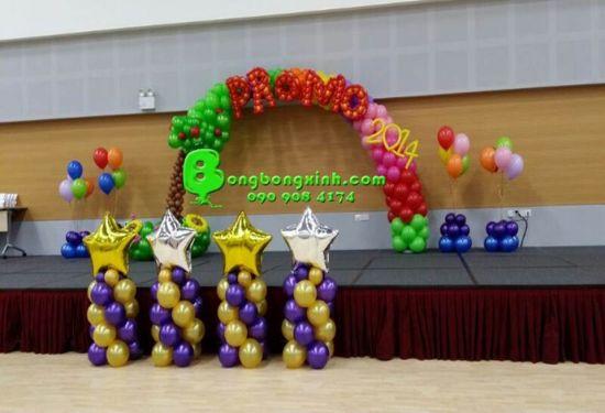 Cổng chào sự kiện CD138 có thể kết hợp cùng sân khấu sự kiện 042