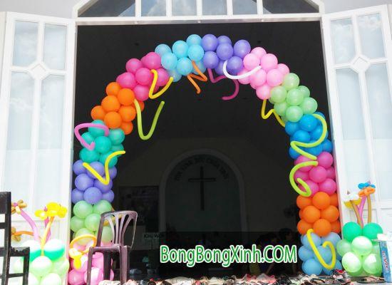 Cổng chào trang trí sự kiện 085