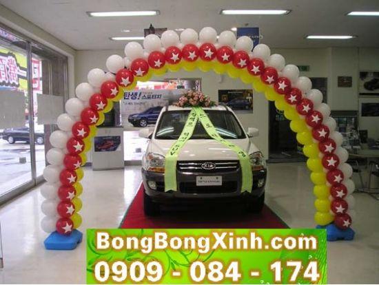 Cổng chào bong bóng cho Event 090