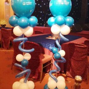 Trụ bong bóng cho trang trí Event 112