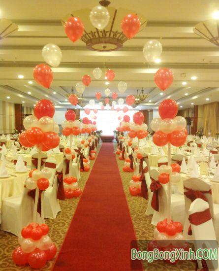 Đường dẫn tiệc cưới xinh đẹp 029