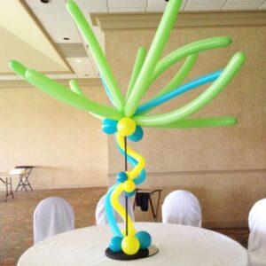 Trang trí bàn tiệc nghệ thuật 052
