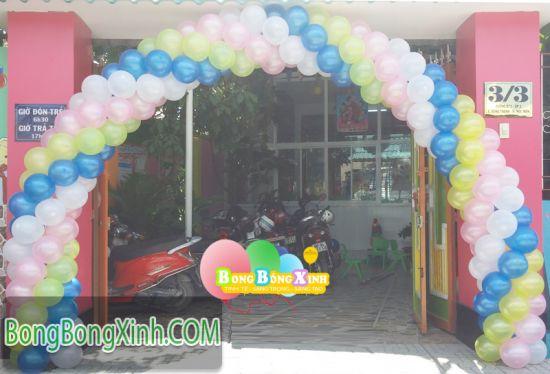 Cổng chào trang trí sự kiện CD0114