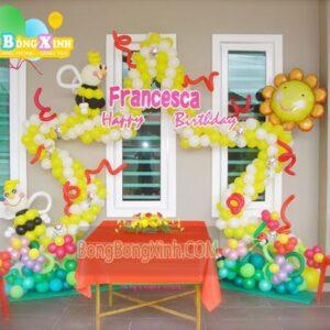 Trang trí sân khấu sinh nhật SK044