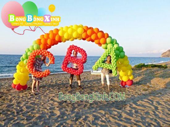 Cổng chào trang trí sự kiện CD116