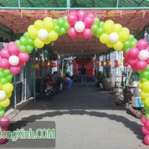 Cổng chào tiệc cưới hoa CA102