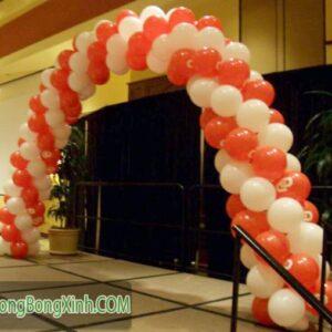Cổng chào tiệc cưới xinh đẹp CA104