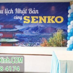 Sân khấu sự kiện bong bóng SenKO SKK050