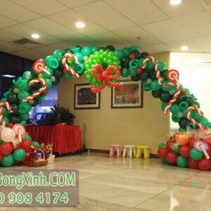 Cổng chào trang trí sự kiện giáng sinh NE012