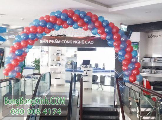 Cổng chào trang trí sự kiện siêu thị CD130