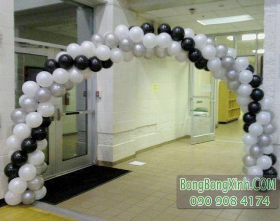 Cổng chào trang trí sự kiện tại công ty - CD134