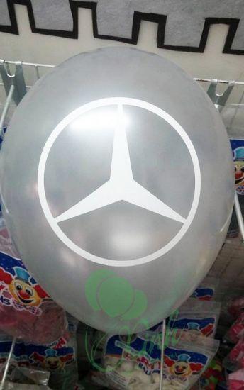 Bong bóng in Mercedes