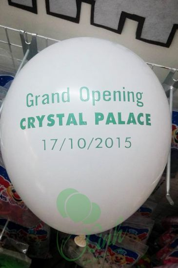 Bong bóng in Crystal Palace