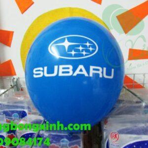 Bong bóng in Subaru