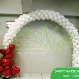 Trang trí cổng chào tiệc cưới CA115