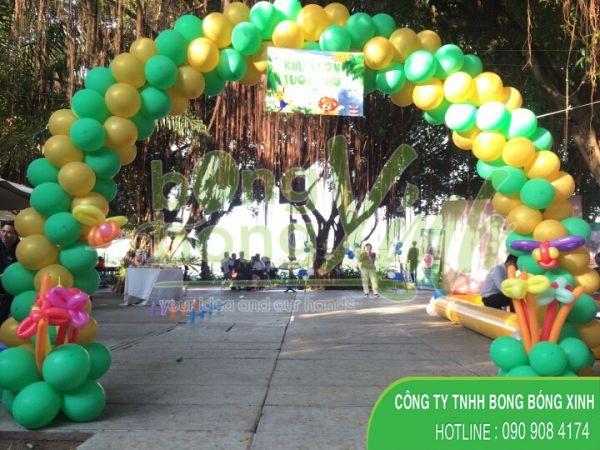 Cổng chào trang trí sự kiện CD150