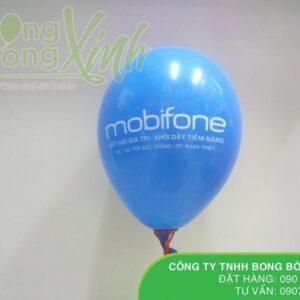 Bong bóng in logo thương hiệu Mobifone BBI024