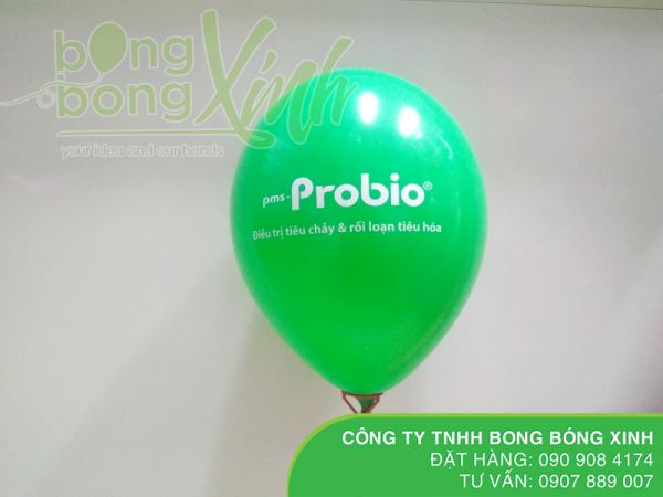 Bong bóng in thuốc PMS Probio BBI026