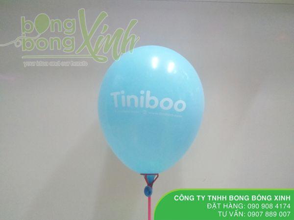 In logo lên bong bóng quảng bá thương hiệu BBI033