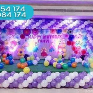 Trang trí sân khấu sinh nhật SK057