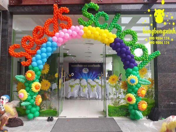 Trang trí cổng chào sự kiện CD153