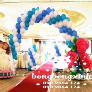 Cổng chào trang trí tiệc cưới CA118