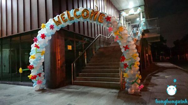 cổng chào sự kiện CD156