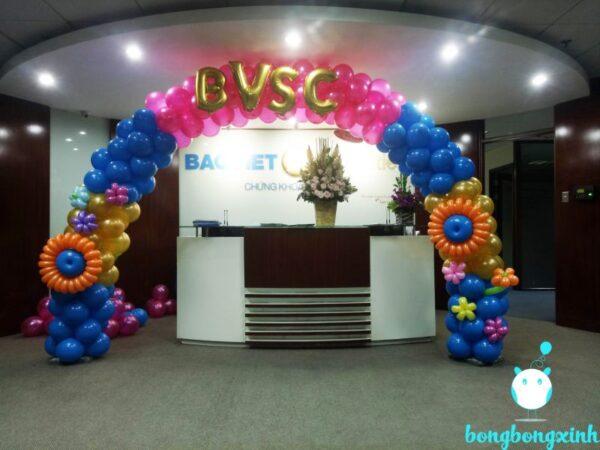 cổng chào sự kiện CD155