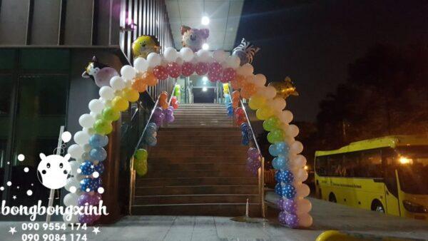 cổng chào sự kiện CD160
