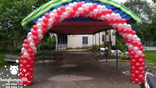cổng chào sự kiện CD165