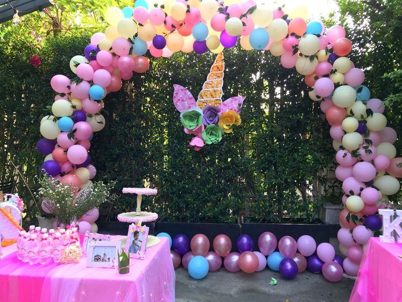 Bàn quà sinh nhật bé gái Katie BQ207