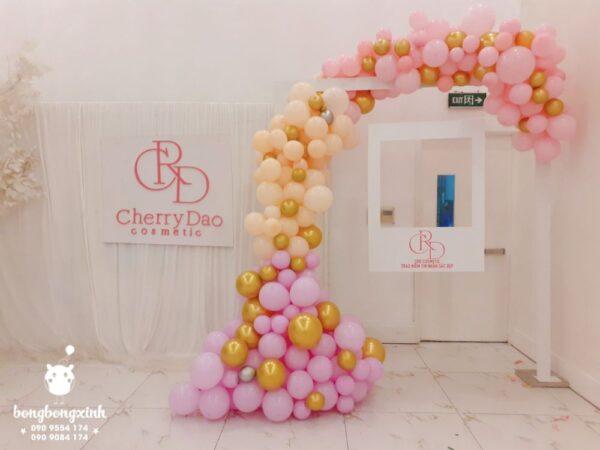 Tiểu cảnh khai trương văn phòng Cherry Dao BBX264