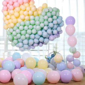 Tiểu cảnh bong bóng sinh nhật trái tim BBX480