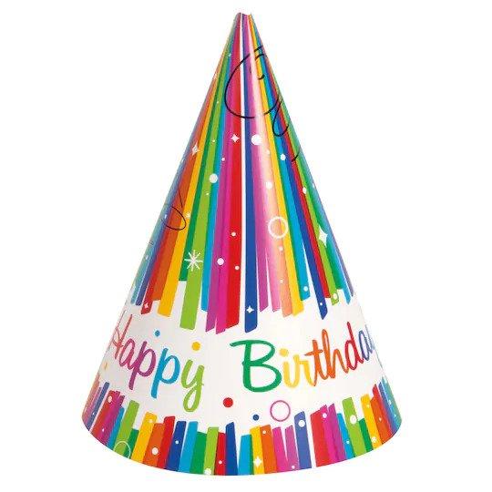 Hướng dẫ làm nón sinh nhật cho bé ngay tại nhà