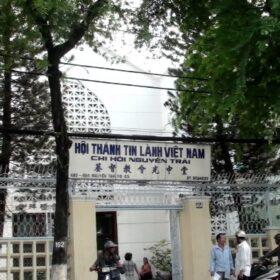 Nhà Thờ Nguyễn Trãi Q5