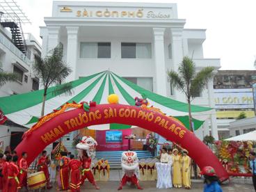 Nhà Hàng Tiệc Cưới Sài Gòn Phố