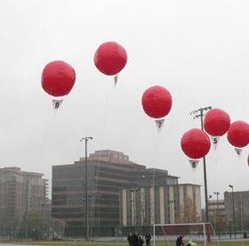 Cho thuê khinh khí cầu tại TPHCM