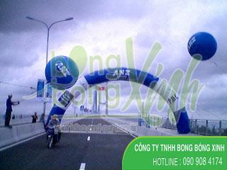Khinh khí cầu tổ chức sự kiện 5