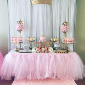 Các bước tổ chức tiệc sinh nhật cho con gái